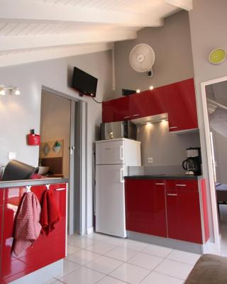 Appartement F2 Vue Mer 180°