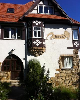 Ferienapartments Gohrisch Villa Schönblick
