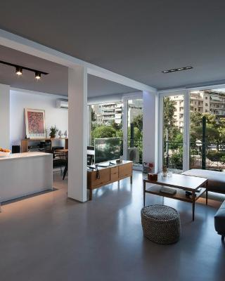 Athens City Apartment 1