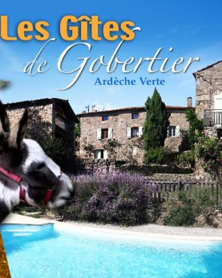 Holiday home Gobertier