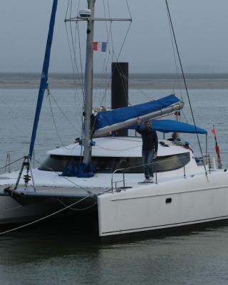 "Catamaran ""TOULOULOU"""