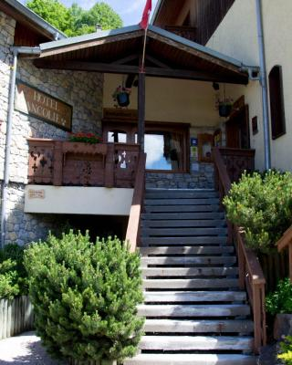 Hotel Ancolie - Champagny en Vanoise