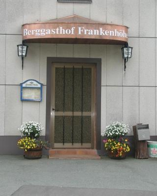 Berggasthof Frankenhöhe