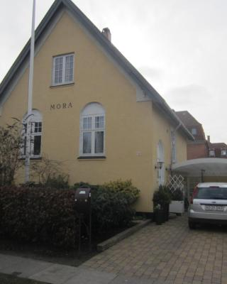 Bed and Breakfast hos Hanne Bach