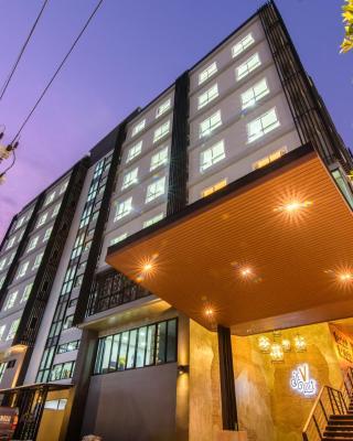 deVloft hotel Korat