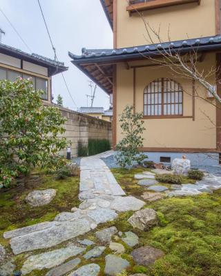 京之宿三源二年坂日式旅館