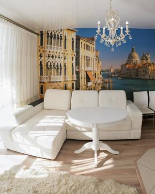 Studiio-apartment v Centre Barnaula