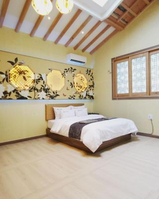 Jeonju Hanok Hotel Gung