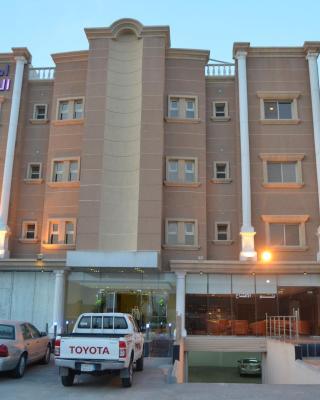 Al Narjes Hotel Suites Al Khobar