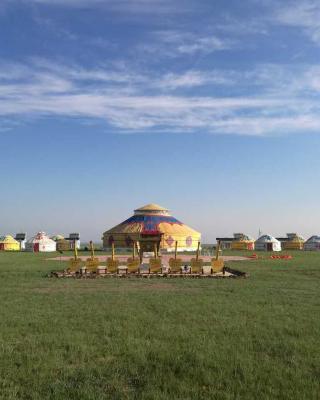 Xilinhot Auspicious Horses Yurt