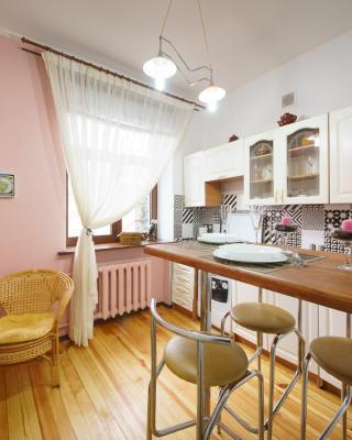 Apartment on Sialianskaja 19