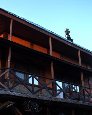 Postoyalyy dvor Hostel