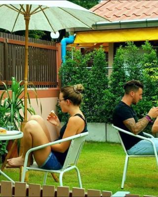 Wanderlust Bangkok Hostel