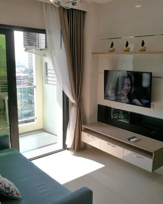 Grand Apartment Jomtien Beach