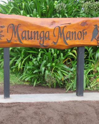 Maunga Manor Bed & Breakfast