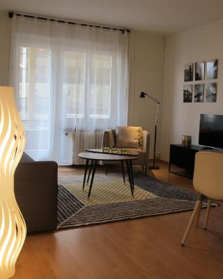 Apartment on 107 Manessestrasse