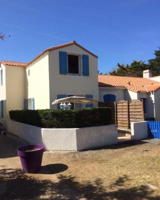 Maison vacances Noirmoutier Barbatre