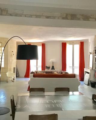 Centre Arles Loft