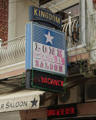 Lone Star Saloon and Guest house