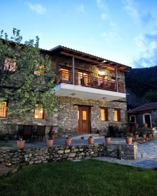 Traditional Apartments Tsikrikonis