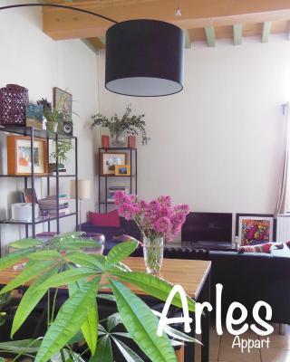 Appartement Arles Centre Historique