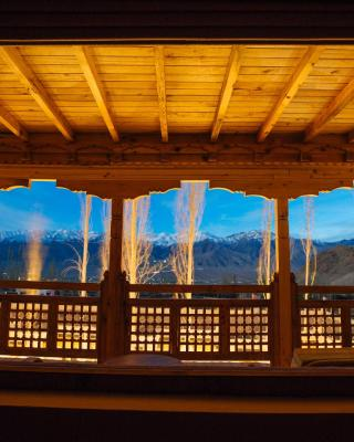 Ladakh Sarai Resort