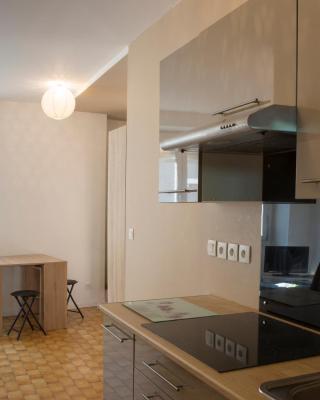 Appartement Studio Comoretto au centre de Bonneville