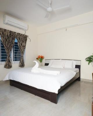 Krishna Vibe Service Apartment