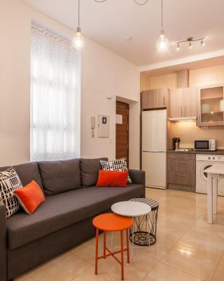 Coqueto apartamento zona Alameda