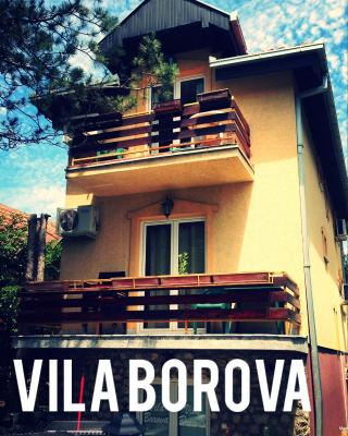 Apartments Vila Borova