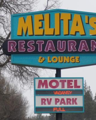 Melitas Crater Lake