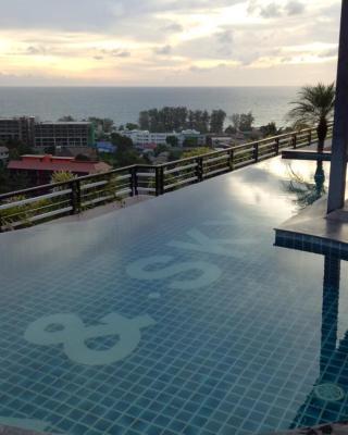 Sea and Sky Condominium Room #406