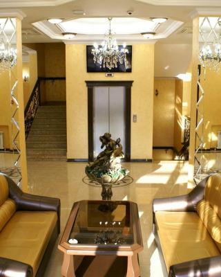 Hotel Sarapul on Opolzina 22