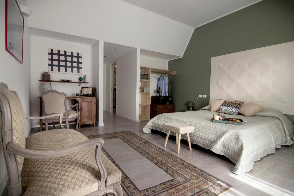Hotel Ad Hoc Rooms dans le Vieux Palerme.
