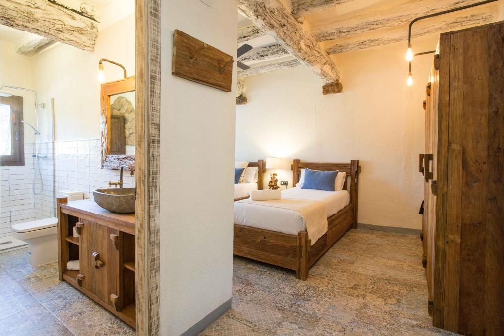 boutique hotels la selva del camp  28
