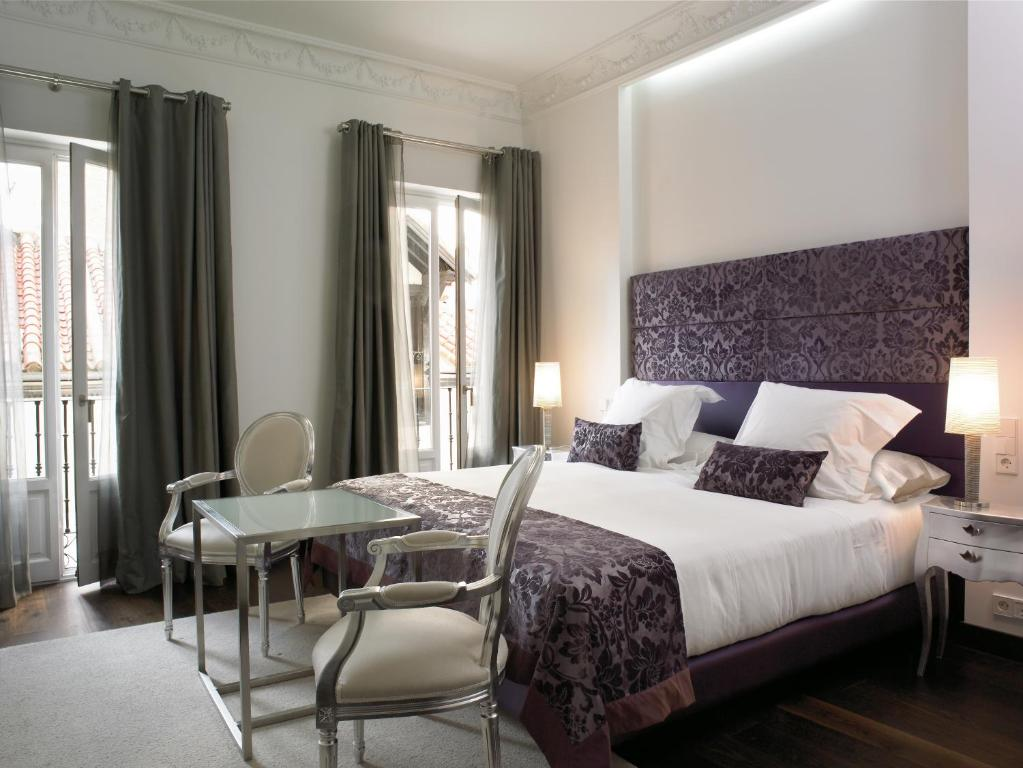 boutique hotels madrid provinz  129