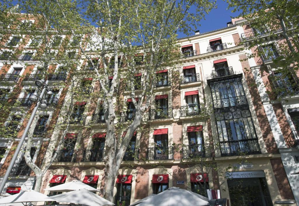 boutique hotels madrid provinz  29