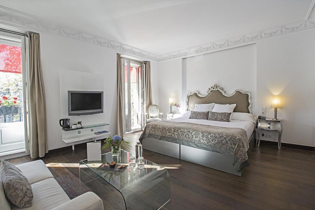 boutique hotels madrid provinz  125