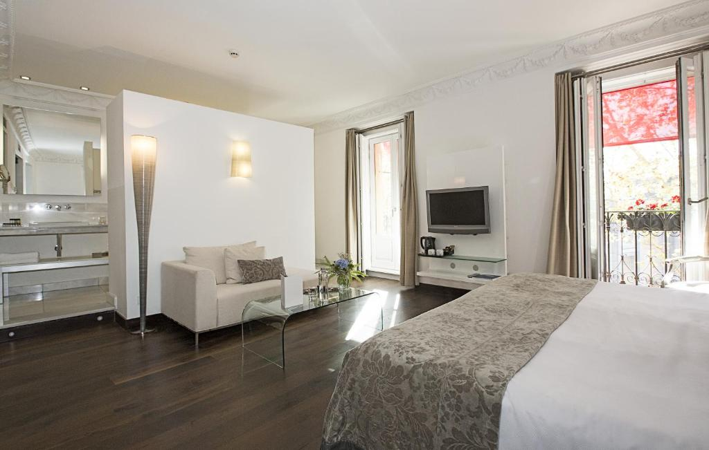 boutique hotels madrid provinz  124