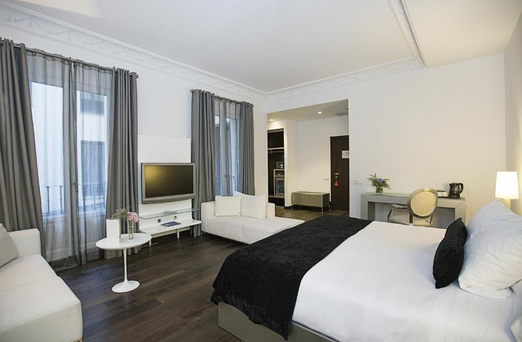 boutique hotels madrid provinz  132