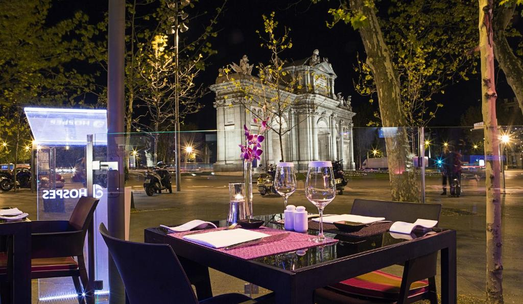 boutique hotels madrid provinz  24