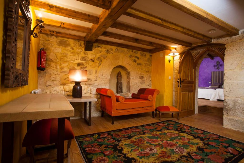 boutique hotels in castile and leon  237