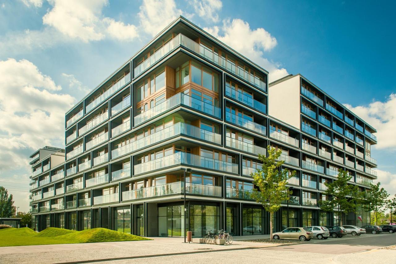 Moderne appartments mit guter lage bewertung f r warsaw for Design hotel eifel bewertung