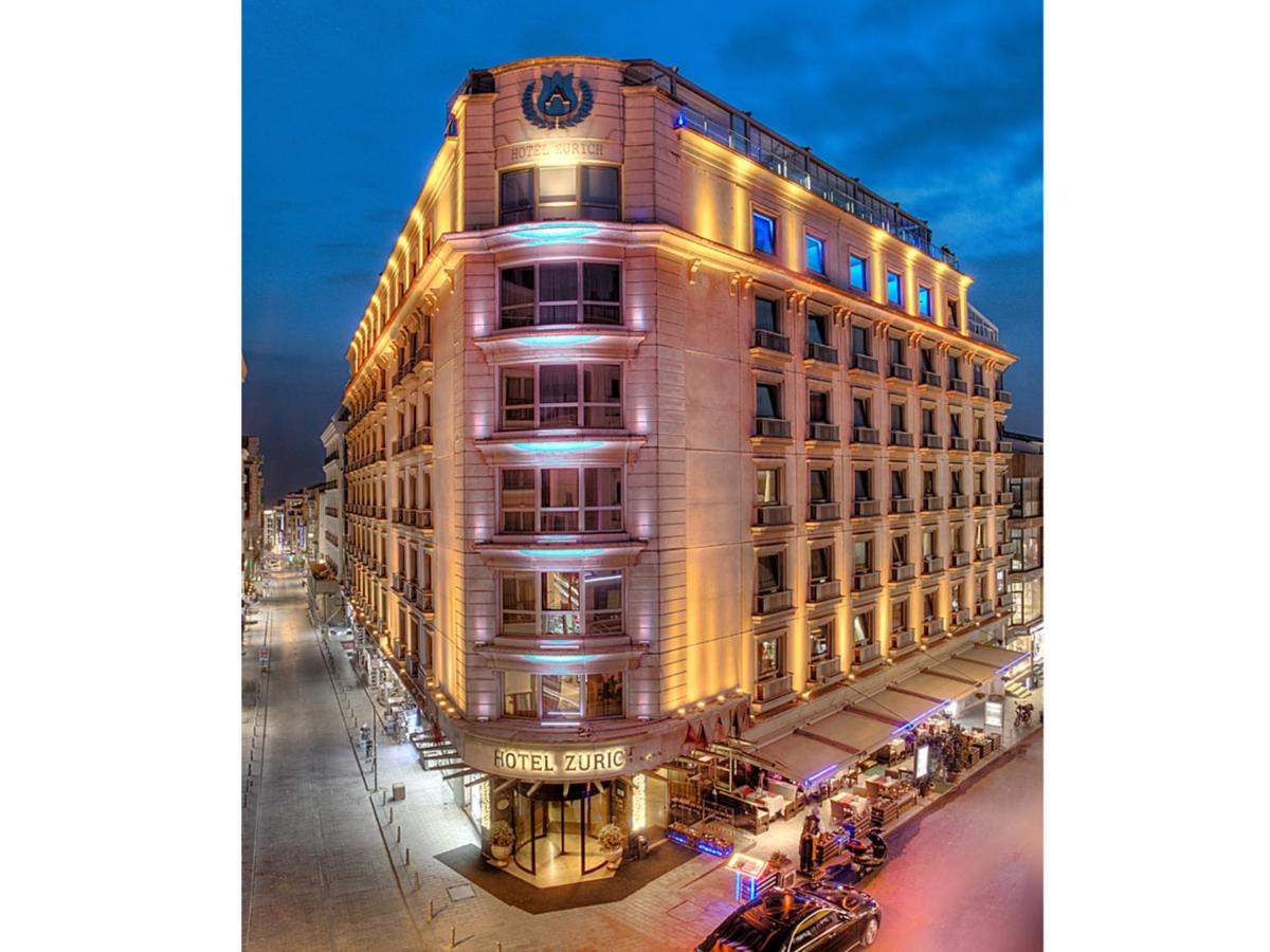 Hotel Zurich Istanbul   Istanbul Old City