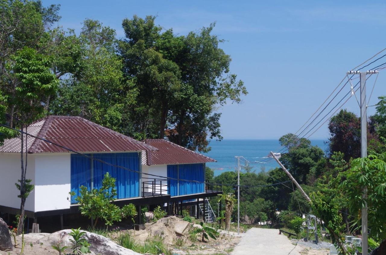 Bungalows modernos, limpios y cómodos. | Comentario del Koh Rong Ocean View Bungalow | Booking.com