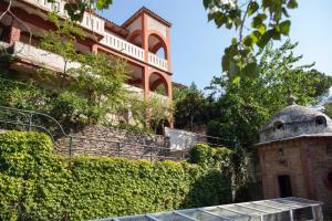 A beautiful villa in Barcelona
