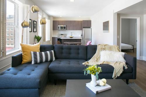 One-Bedroom on F Street Apt 503