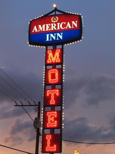 美國汽車旅館
