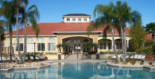 Windsor Hills Resort Three Bedroom Townhome With Splash Pool 351