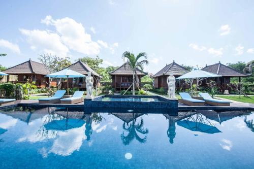 The Cubang Hut's Lembongan